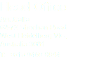 Head Office Australia 62-72 Sheehan Road West Heidelberg VIC, Australia 3081 T: +613 9459 6944